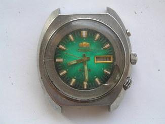 Часы Orient под восстановление