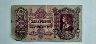 100 пенго 1930