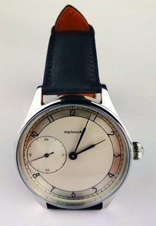 Марьяж часы наручные Молния механизм 3602
