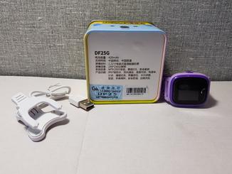 Детские телефон-часы с GPS трекером Swatch DF25