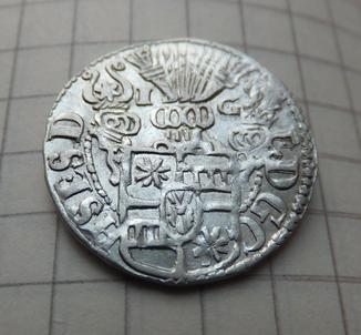 Графство Шаумбург, грошен 1603 г.