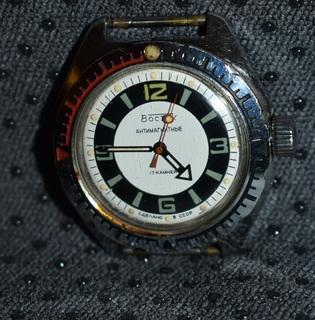 Часы восток амфибия антимагнитные ссср 200 метров