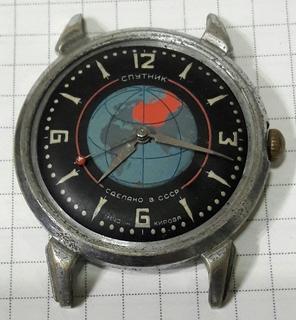 Часы Спутник 1МЧЗ краб