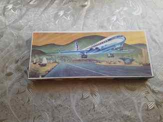 Самолет Comet-4 , 1:100, ГДР