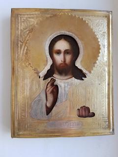 Икона Спас 18х14,5