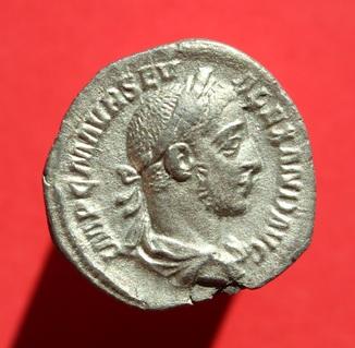 Денарий Severus Alexander (RIC IV 61)