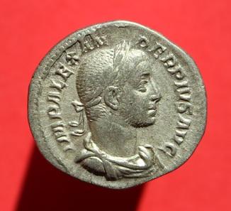 Денарий Severus Alexander (RIC IV 254)
