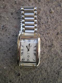Класические часы Романсон.