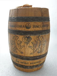 Вино марочное Херес Массандра  1.5 л. 2000 г.