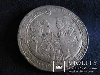 Талер 1614г , Саксен Альтенбург