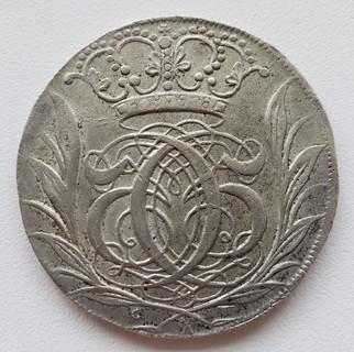 Дания 4 марки (крона) 1693