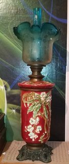Большой керасиновый керамический Светильник 15 AHHA