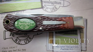 Складной нож Remington Madison North Carolina U.S.A.