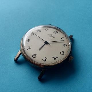 Часы Луч ау1 тонкие (рабочие)
