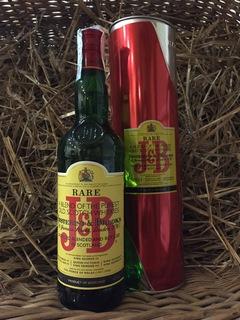 Whisky J&B rare 1990s