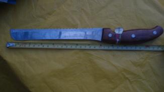 Нож кухонный Швейцария