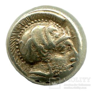 Гекта 412-378гг. д.н.э. Митилены.Лесбос