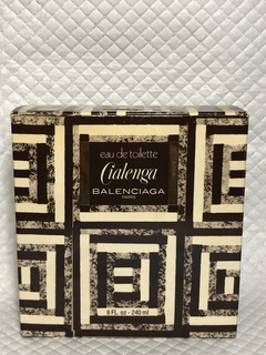 Cialenga Balenciaga. Rare perfume 240 ml Eau de Toilette