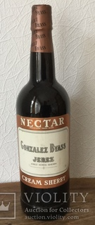 """Херес-крім,,Nectar"""".Gonzalez Byass / Іспанія. 1976"""