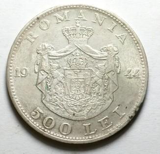 Румыния. 500 лей 1944 год.
