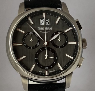 Часы Bruno Sohnle Facetta 1957