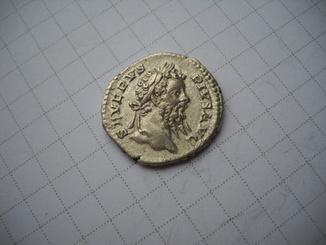 Денарий Септимий Север (193-211)