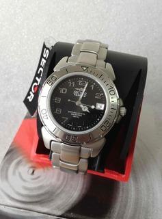 Часы Sector 450 , кварц, сапфир, Swiss Made, NOS