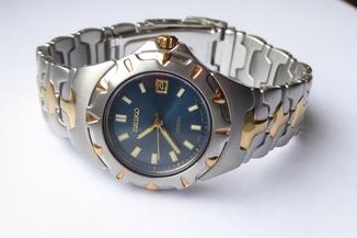 Seiko Сэйко 100% оригинал Япония часы на ходу в бытовании не побывали Japan