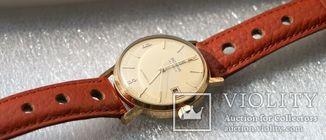 Винтажные часы Sorna , 70е годы XX в, на ходу