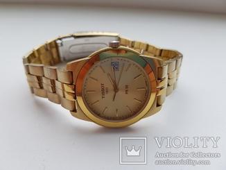 Часы Tissot PR 50 Оригинал позолота