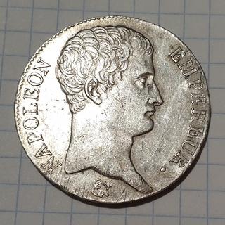 5 франків Napoleon AN 13 I