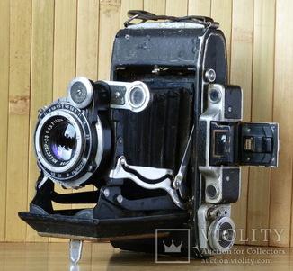 Фотоаппарат Москва-2 1954 г. выпуска