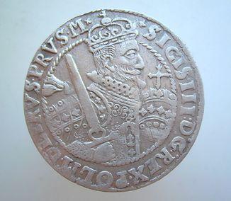 Орт Сигізмунда 3 1622р  м. Бидгош.