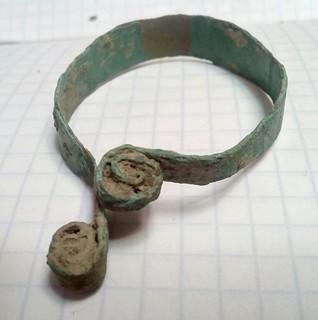 Орнаментированный браслет 8-3 века до н.э. сз бонусом