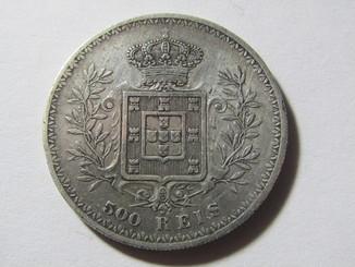 500 рейс 1899 Португалия