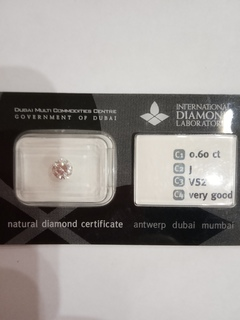 Бриллиант 0,60ct