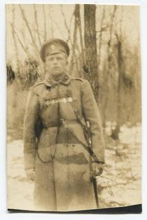 Полный Георгиевский кавалер. 1916-1917 гг.