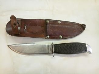 Нож ПКМОО охотничий