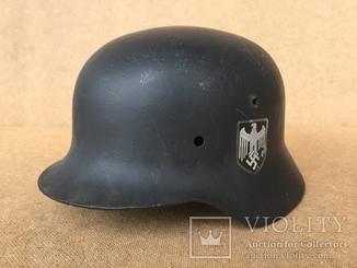 Каска/шолом М-40 Wehrmacht Вермахт