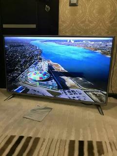 Телевизор Smart TV full hd L 42 дюйма, Android