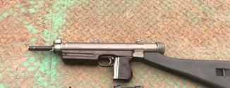 Макет SA 24 не крашенный, SA-24 ММГ, Макет масо-габаритный