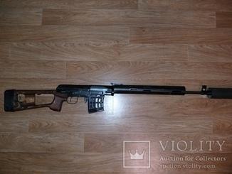 СВД Снайперская винтовка Драгунова