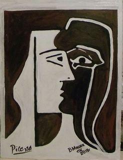 По мотивам Пабло Пикассо