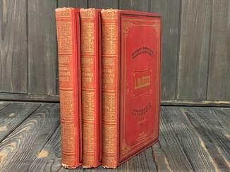 1884 Полное собрание сочинений Майкова в 3 томах