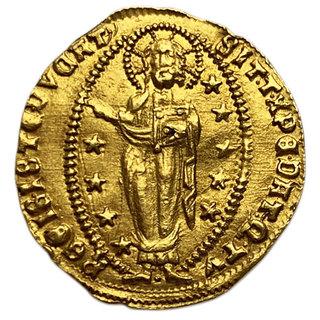 Дукат (цехин) Франческо Фоскари 1423-1457 год.