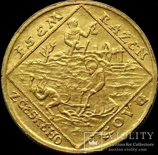 2 дукати 1928 року, Чехословаччина, UNC