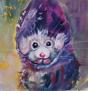 Здравствуй крыска, новый год!
