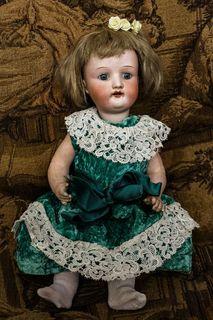 Старинная кукла Heubach- Koppelsdorf 250 6/0