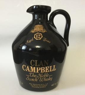 """Виски ,,Clan Cempbell"""". Шотландія"""