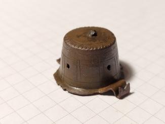 Крышка от курительной трубки. Красивая 19 век